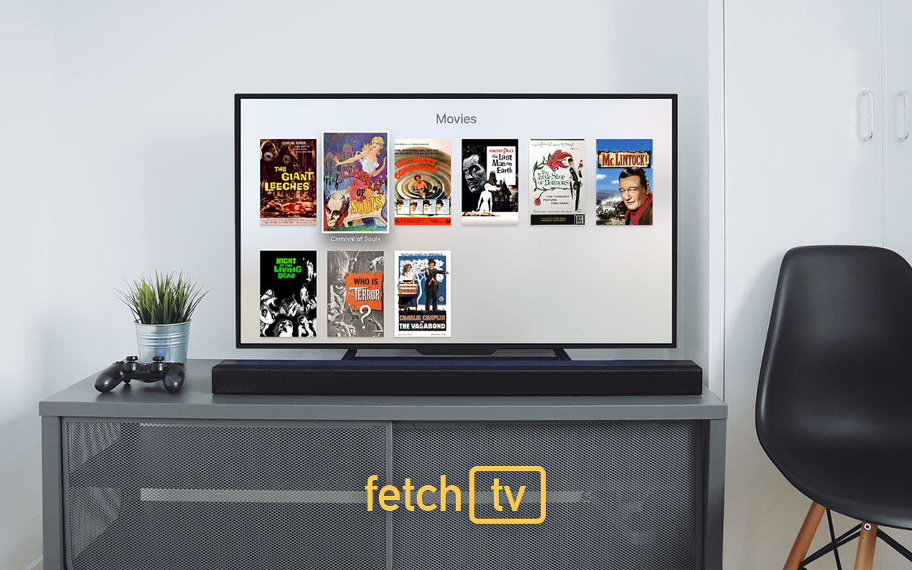 Fetch for  tv