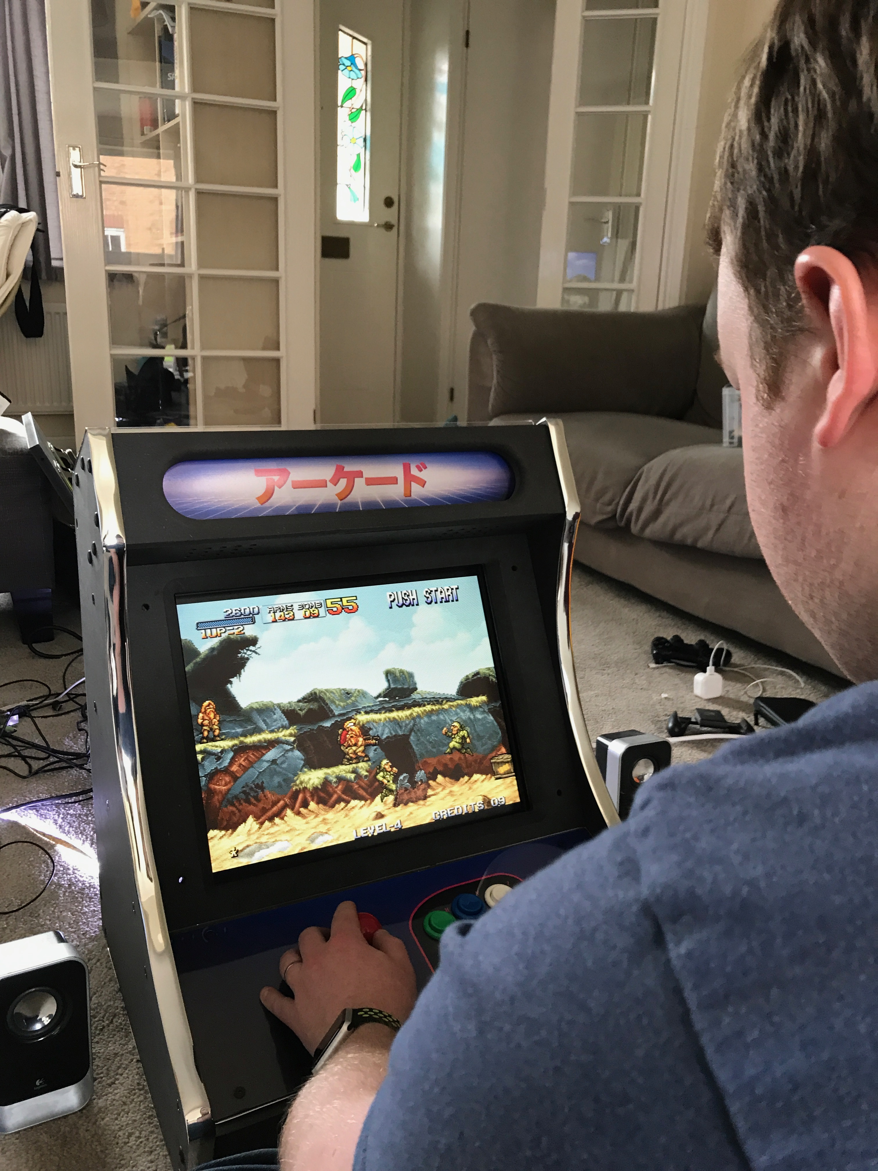 Building An Arcade Cabinet: The Hardware