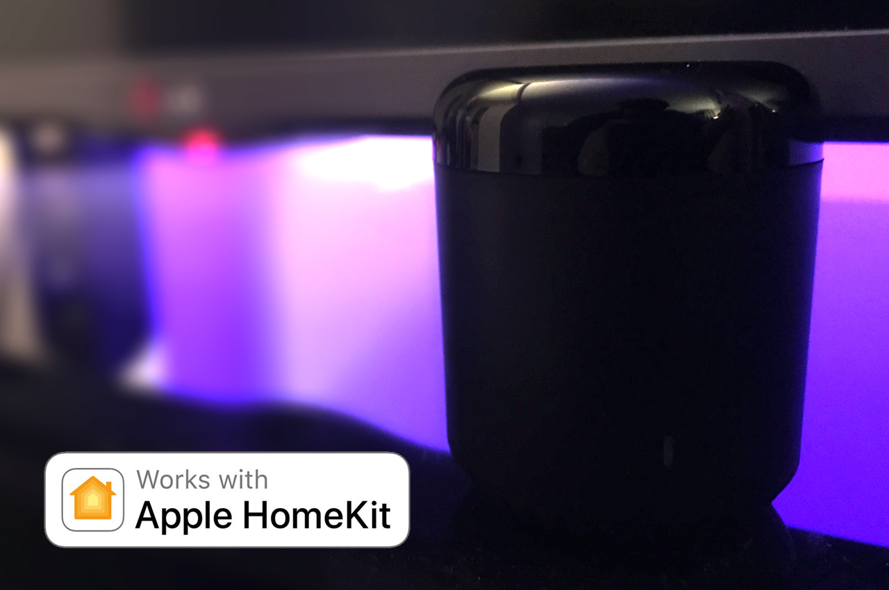 HomeKit IR Blaster: Controlling My TV with HomeKit
