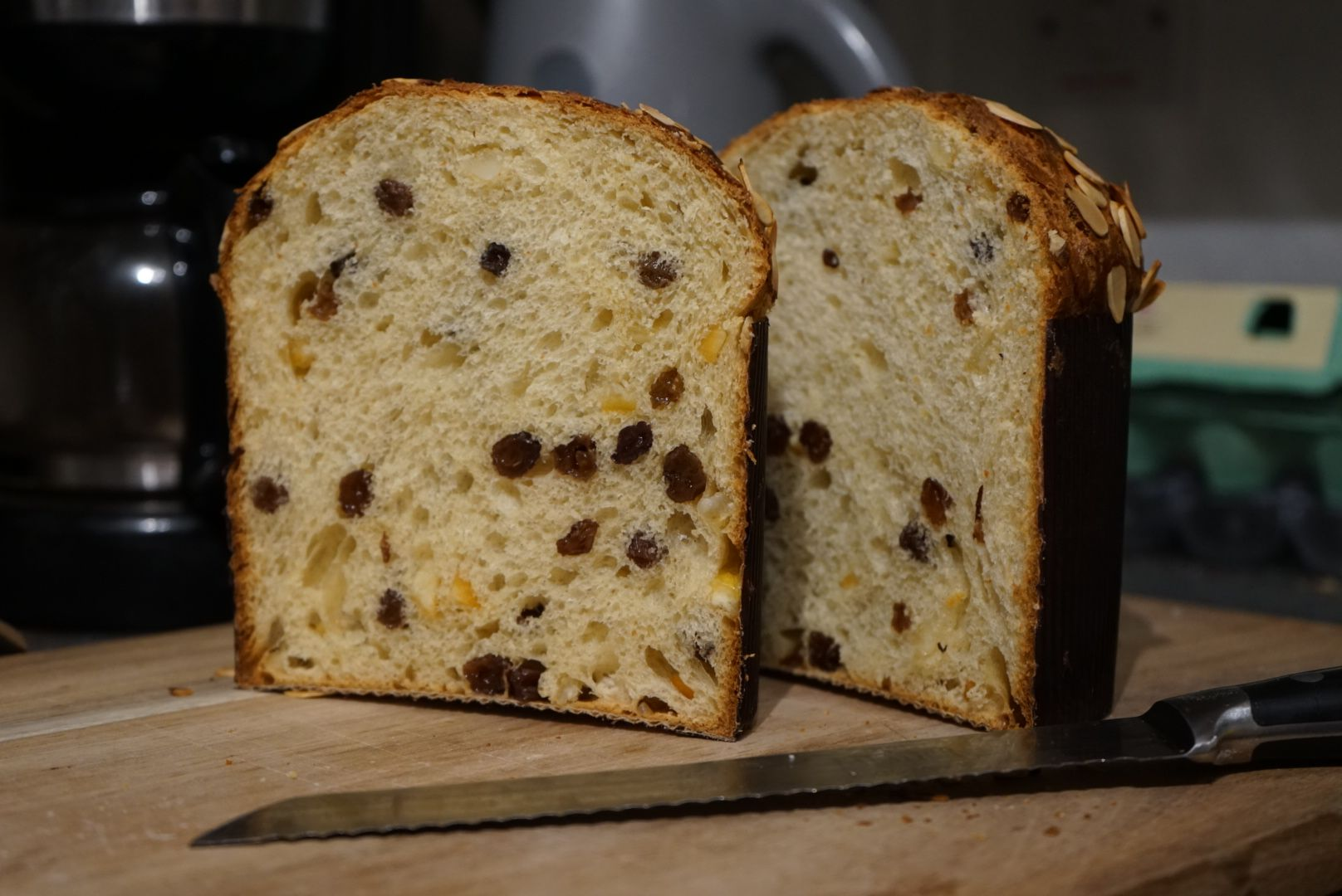 One-Day Panettone Recipe