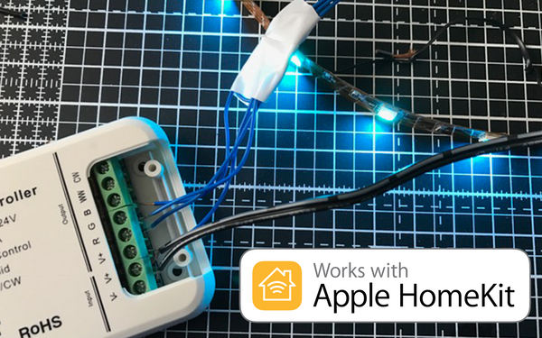 Cheap HomeKit LED Strips