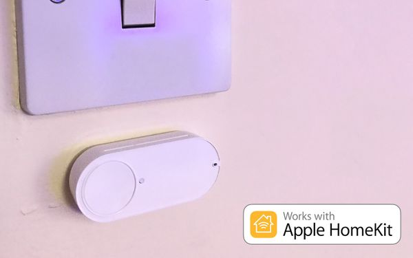 Controlling HomeKit with an Amazon Dash Button